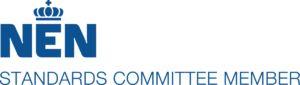 Logo NEN Standards Committee Member - ISO 55000 Certfication